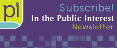 Subscribe to In the Public Interest