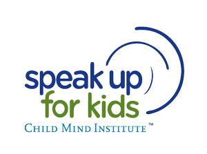 Speak Up for Kids Logo