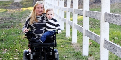 Working mother of a disabled child – a lifestyle choice ...   Mothers With Disabilities