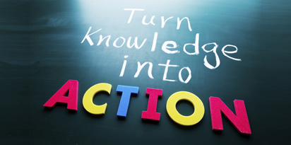 Image result for knowledge and action