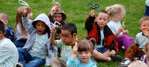 Children from Head Start