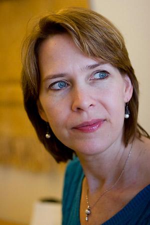 Headshot of Dr. Anne Becker