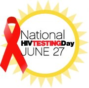National HIV Testing Day - June 27