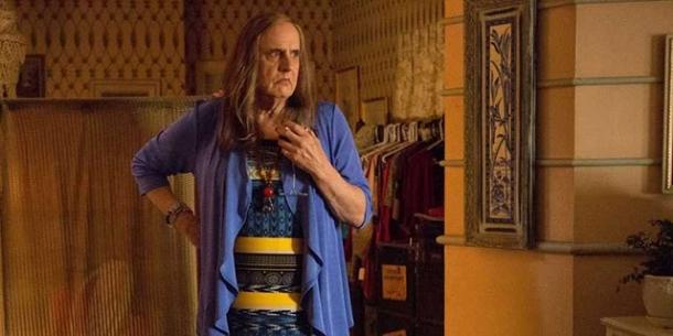 Transparent Jeffrey Tambor as Maura Pfefferman
