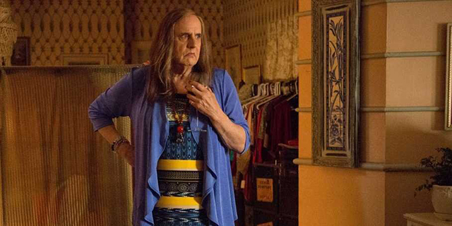 Transparent Jeffrey Tambor as Maura Pfefferman