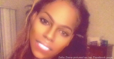 Zella Ziona, transgender woman murdered in Gaithersburg, MD, October 15, 2015.