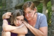 Mother comforting her teenage daughter.