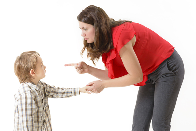 should parents use physical punishment
