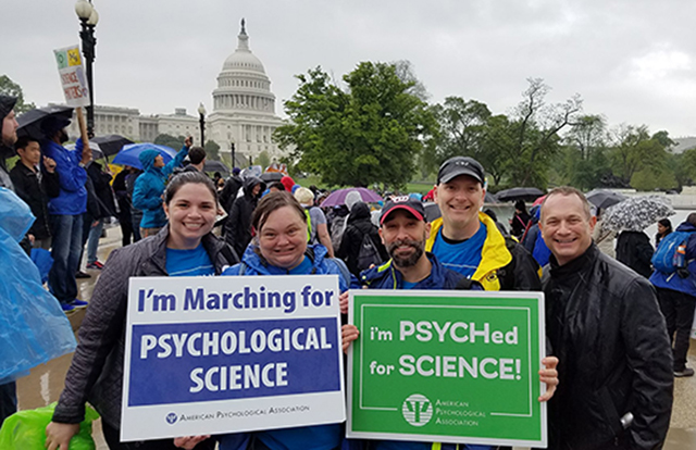 science march 1