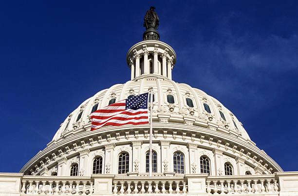 USA, Washington DC, US Capitol Building